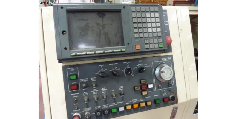 Tour Cnc Kitamura Knc 100 2 Axes  2253  Machines Outils D